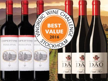 Vinordic Wine Challenge 2016