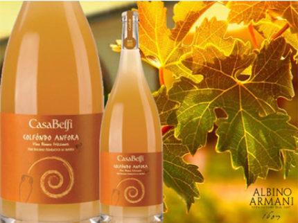 Casa Belfi Colfòndo Anfora – naturvin från Italien.
