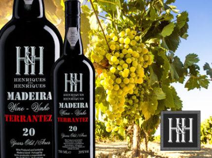 Exklusiv Madeira i begränsad upplaga