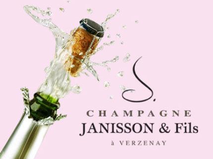 Champagne Janisson & Fils i BS.