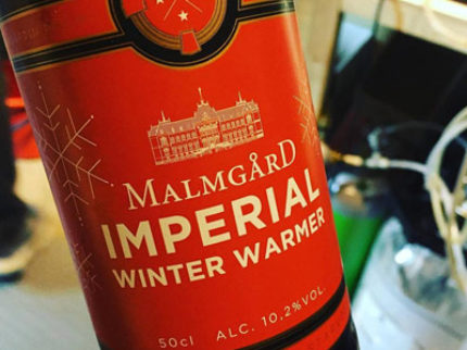Malmgårds Winter Warmer – årets julöl!