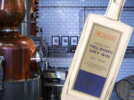 Nytt i vår portfölj – Helsinki Dry Gin