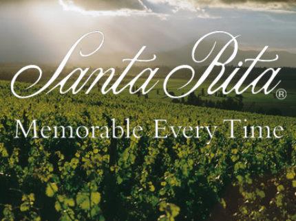 Viña Santa Rita – årets vinhus i Chile.