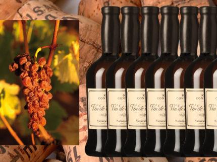 Vin de Constance – ett historiskt vin och det första som producerades i Constantia.