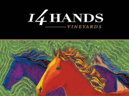 Inspirerade av vilda hästarna i delstaten Washington, är 14 Hands ett vin sprunget från bergen.