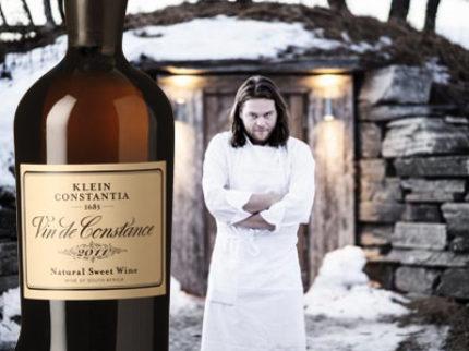 Fäviken serverar Vin de Constance