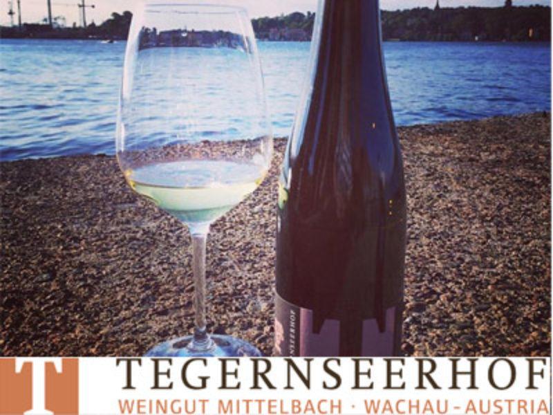 Riesling när den är som bäst – Tegernseerhof Kellerberg Riesling.