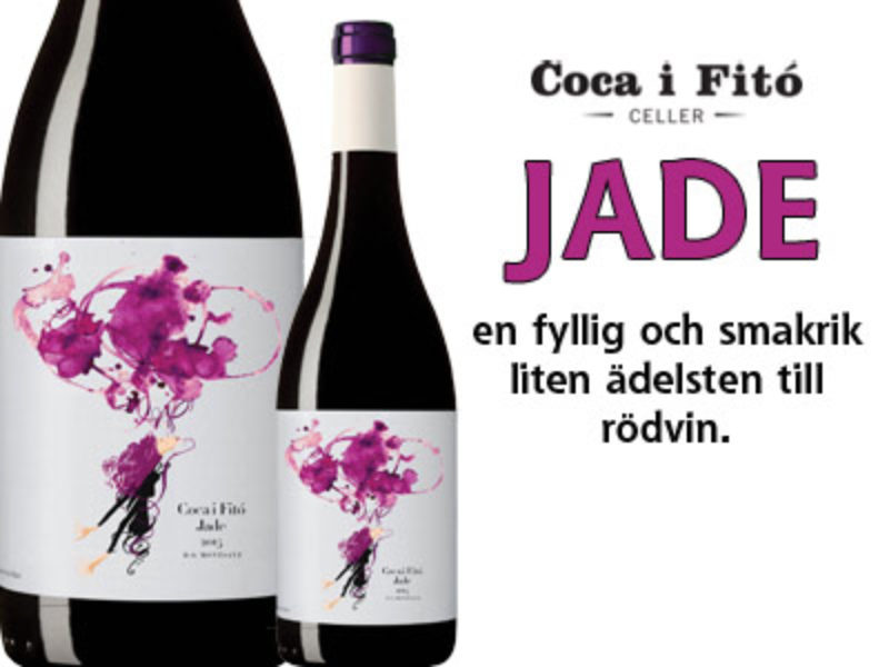 Jade – en fyllig och smakrik liten ädelsten till rödvin.