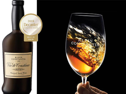 Vin de Constance 2014 – Decanter World Wine Awards Platinum Best in Show 2018