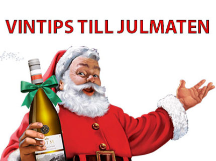 Vintips till julmaten.