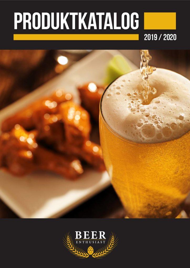 produktkatalog Beer Enthusiast 2019-2020
