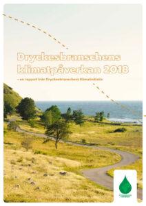 thumbnail of Dryckesbranschens Klimatinitiativ DKI-klimatpaverkan-2018 uppdaterad final