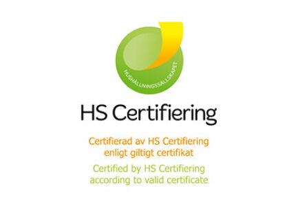 HS Certifiering