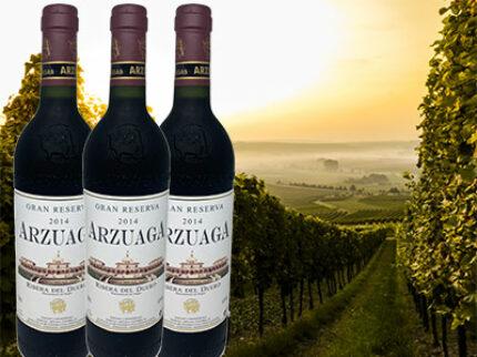 Arzuaga Gran Reserva 2014 – säljstart 9 mars 2021 kl.10.00 på Systembolaget.